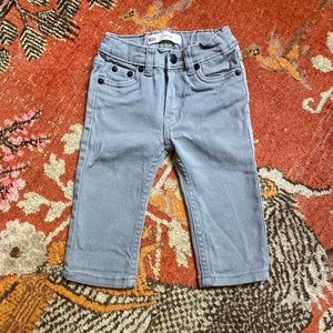 LEVI'S 511 baby jeans gray